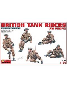 British Tank Riders (NW...