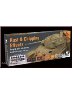 Model Air Set Rust &...