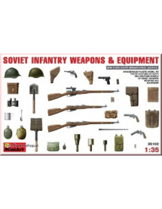 Soviet Infantry Weapons and...