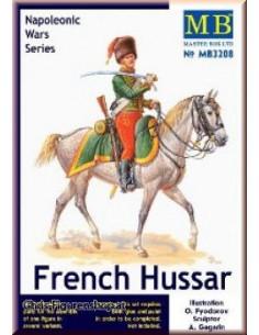 französischer Husar,...