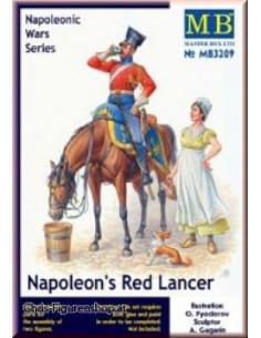 Napoleonic Red Lancer
