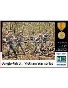 Jungle Patrol,Vietnam War