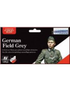 German Field Grey Set