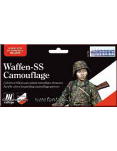 Waffen-SS Camouflage Set