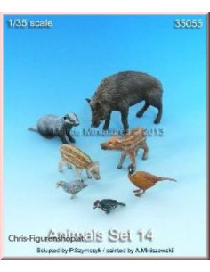Tiere Set 14