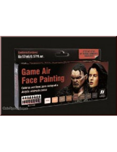 Game Air Set: Face Painting