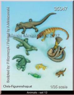 Tiere Set 12