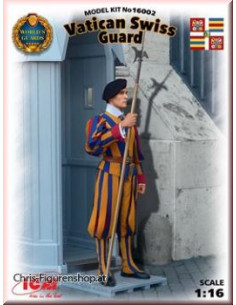 World Guards: Vatican Swiss...