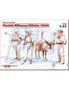 Finnische Infanterie,...