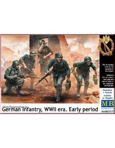 German Infantry, WWII,...