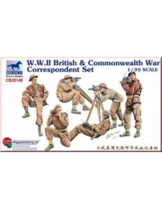 W.W.II British &...