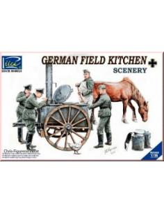 German Field Kitchen w....