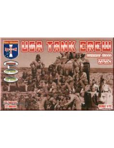 WWII USA Tank Crew, Summer...