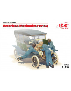 American mechanics 1910