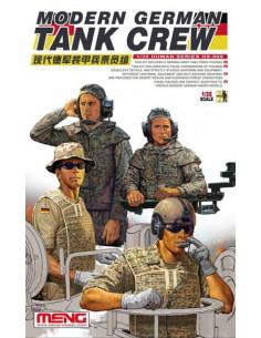 Modern German Tank Crew
