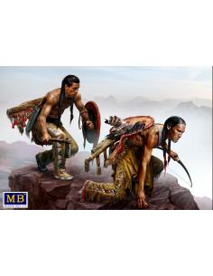 Indian Wars Serie, Raid