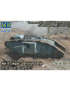 "MKII ""Male"" British Tank"