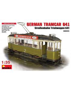 Strassenbahn Triebwagen 641