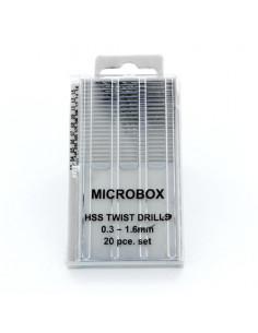 Vallejo Tool Microbox drill...