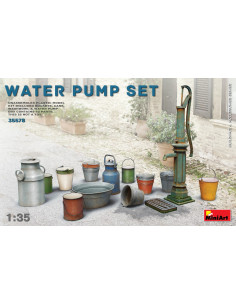 Wasserpumpen Set