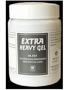 Vallejo Extra Heavy Gel
