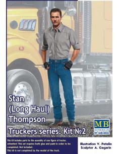 Truckers series. Stan (Long...