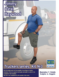 Truckers Series. Jimmy...
