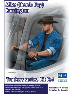 Truckers series. Mike...