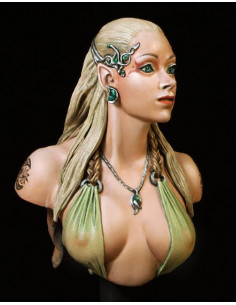 Elf Princess/Mini Bust