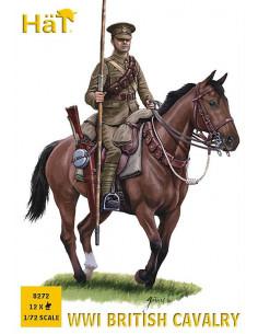 WWI Britische Kavallerie