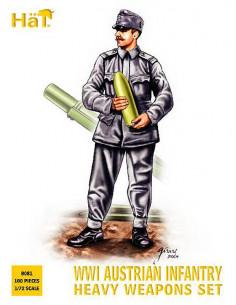 WW I Austrian Infantry...