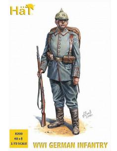 WW I German Infantry