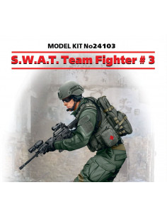 S.W.A.T. Team Fighter No.3
