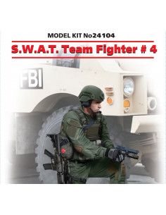 S.W.A.T. Team Fighter No.4