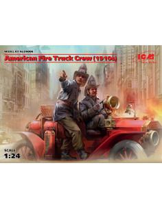 American Fire Truck Crew...