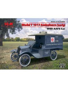Model T 1917 Krankenwagen...