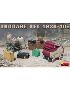 Gepäckset 1930 - 40 Jahre