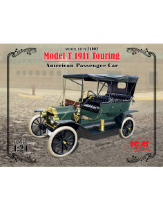 Model T 1911 Touring