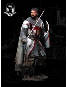 Templar Knight, XII Century...