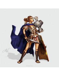 Maxima, the Centurion