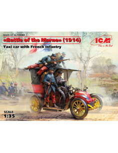 """""""Battle of the Marne""""  Taxi..."""