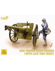 WK1 Französische Artillerie