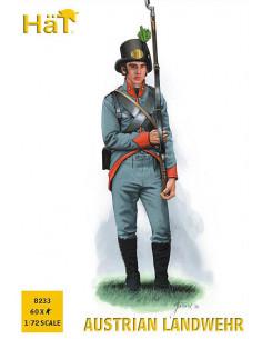 Napoleonic Austrian Landwehr