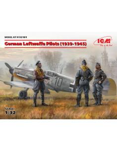 German Luftwaffen Pilots...
