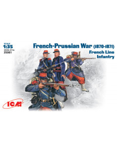 French Line Infantry 1870-71