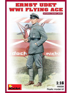 Ernst Udet WK1 Flieger As