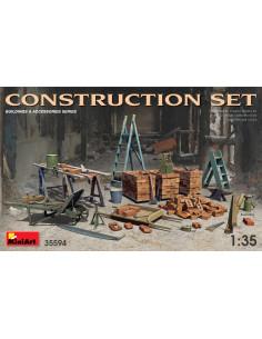 Baustellen Set