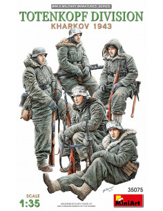 Totenkopf Division (Kharkov...