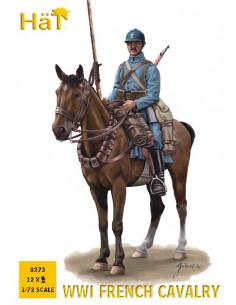 WW1 Französische Kavallerie