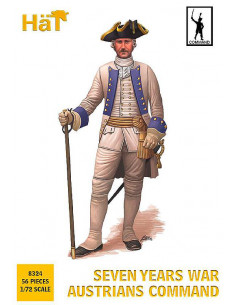 Austrians, Kommando, Seven...